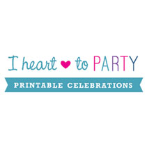 Unique Party Printables